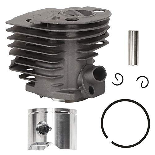Pistón para motosierra, Cilindro de alta dureza de precisión resistente al desgaste, Cilindro de alto rendimiento para herramientas eléctricas