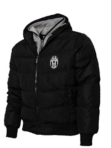PEGASO Giacca con Cappuccio Uomo Juventus Bomber Imbottito Juve Prodotto Ufficiale *22314-XS