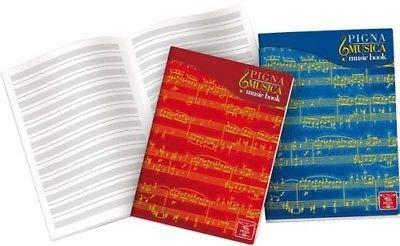 2 maxi quaderno pentagrammato per musica quaderno scuola