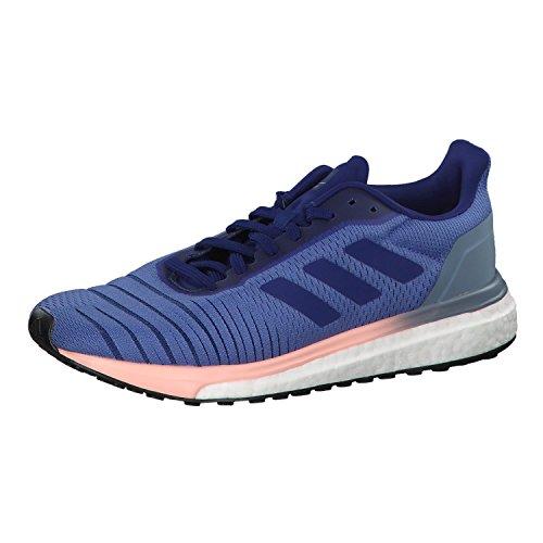 adidas Solar Drive W, Zapatillas de Deporte para Mujer, Multicolor (Lilrea/Tinmis/Narcla 000), 39 1/3 EU
