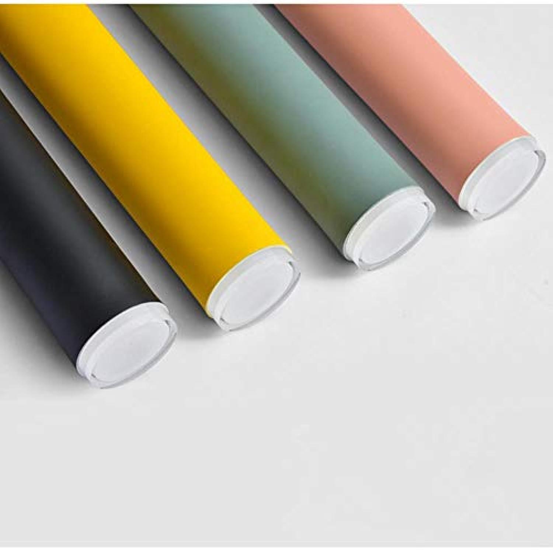 Nordic Post moderne Pendelleuchten Runde Macaron Farben Deco Pendelleuchte Wohnzimmer Restaurant LED-Beleuchtung Metall Droplight, gelb, L.30CM