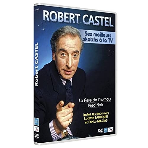 Robert Castel-Ses Meilleurs sketchs à la TV