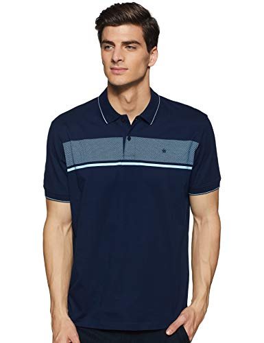 Louis Philippe Men's Regular Fit T-Shirt 1