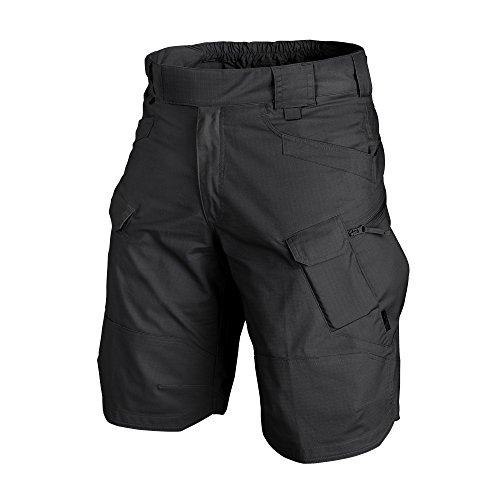 "Helikon Homme UTS Short 11"" Noir Taille M"