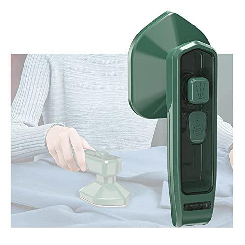 Flatware 2021 actualizado Micro plancha de vapor inalámbrica - Mini vaporizador de...