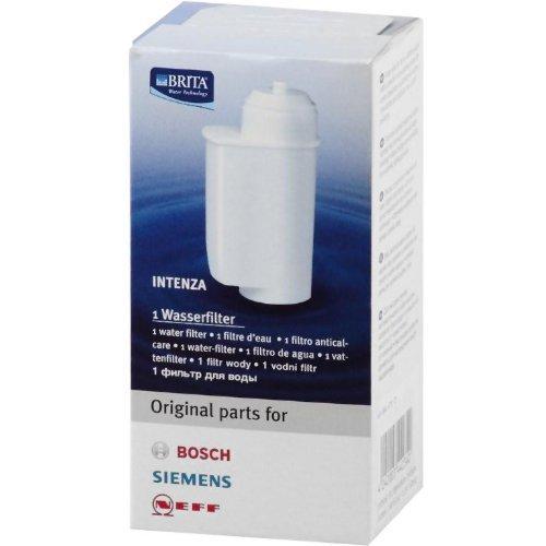 Simens 5x Bosch TCZ7003 Wasserfilter Brita Intenza für Kaffee Vollautomaten