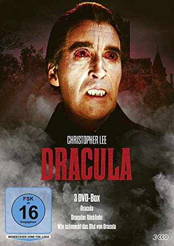 Dracula Triple Feature [3 DVDs]