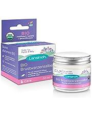 Lansinoh 23130 - Pomada para pezones orgánica, 60 ml, transparente