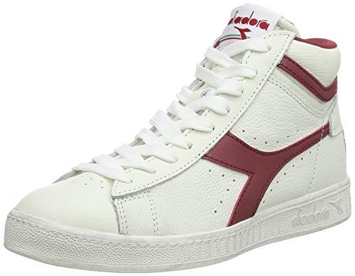 Diadora - Sneakers Game L High Waxed per Uomo e Donna (EU 42.5)