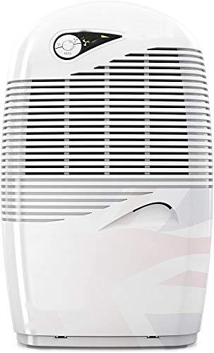 Deshumidificadores inteligentes, para la condensación, la humedad y el moho, el modo de purificación de aire y una mayor función automática de lavandería, 15 LITRE
