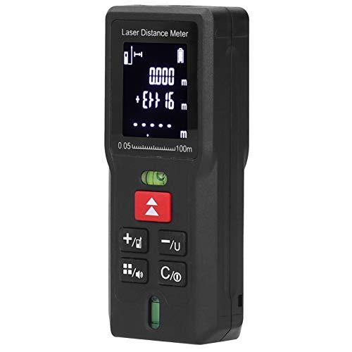 T-Day Luz de telémetro, Herramienta de medición de luz, Dispositivo de telémetro, Herramienta de medición de medidor de Distancia Digital para arquitectos.