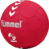 Hummel HMLBEACH - Balls Mixte Adulte Rouge/Blanc 2