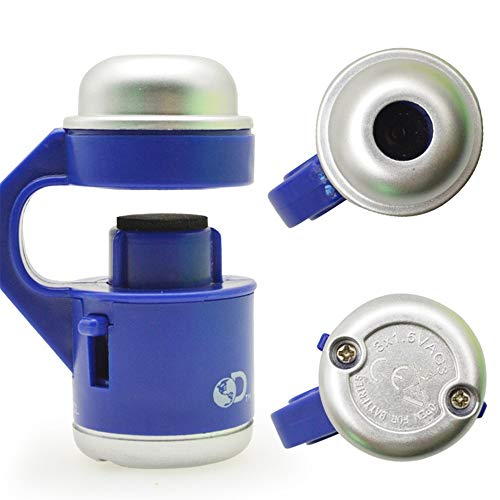 Chenzinan Portátil Clip microscopio Universal teléfono