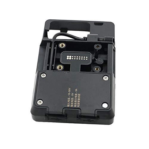 robots master R1200 GS Versión Alta Motorcycle Mobile Phone Soporte de navegación USB Carga de teléfono para BMW R1200GS LC Adventure 13-17