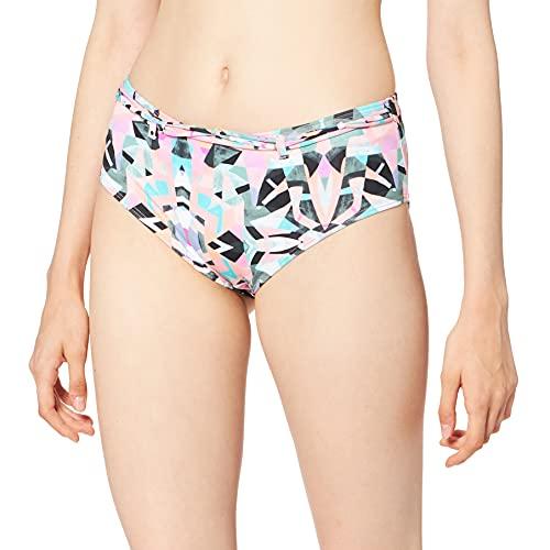 O'Neill Damen PW Palma Mix Bikini Hose,weiß(White Aop W/Green),42