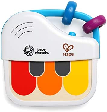 Baby Einstein Magic Touch Mini Piano Wooden Musical Toy Ages 3 Months product image