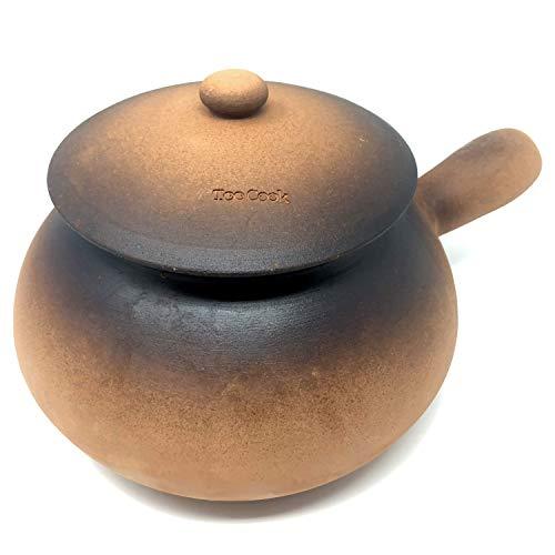 Civicounoshop TooCook - Cocedor de patatas y castañas de forma sencilla natural sin grasas con un sabor único sin alterar las propiedades de la comida. Fabricado en Italia 100% (vintage)