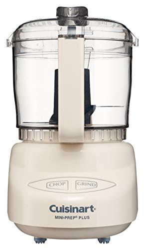 Cuisinart DLC-2ACRM Mini-Prep Plus Food Processor, Cream