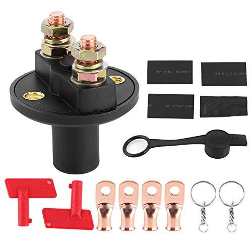Interruptor de desconexión de batería Interruptor de Corte de Alta eficiencia Seguro y Estable Confiable para fábrica Industria Oficina Hogar