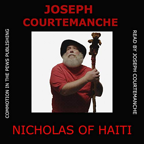 Nicholas of Haiti audiobook cover art