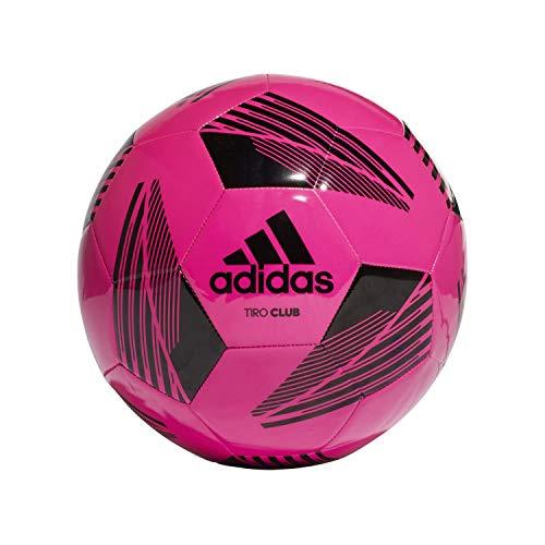 adidas Tiro Club, Pallone da Calcio Unisex-Adulti, TMSHPN/Black, 5
