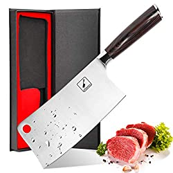 Best Vegetable and Meat Cleaver Knives Reviewed for 2020 13