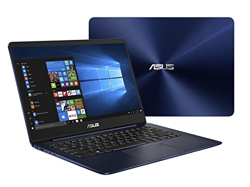 Asus ZenBook UX430UN-GV030T Ultrabook, Display da 14', Processore i7-8550U, 1.8 GHz, SSD da 512 GB, 16 GB DDR3, nVidia...
