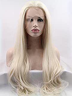 Best lace front ponytail wig blonde Reviews