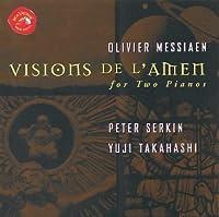 Messiaen: Visions de l'Amen by LUDWIG VAN BEETHOVEN