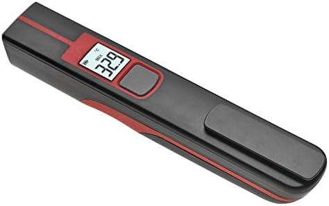 TFA Dostmann Circle Pen 31.1139.05 - Termómetro de Infrarrojos, Color Antracita, 26x 30x 150cm