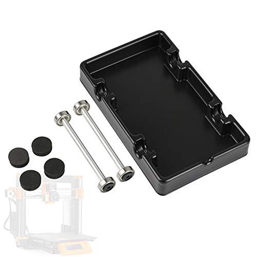 DishyKooker - Mensola per filamento, accessorio per contenitore di materiale per stampante 3D Pru-sa i3 M-K2.5S M-K3S MMU2S Artículos de producto