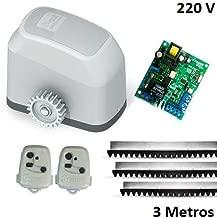 Kit Motor Portão Deslizante 1/4 Fast Gatter Peccinin 3050f 220v
