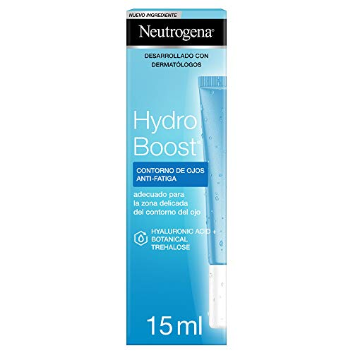 Neutrogena Hydro Boost Crema Gel Contorno Ojos Anti,Fatiga, 15 ml