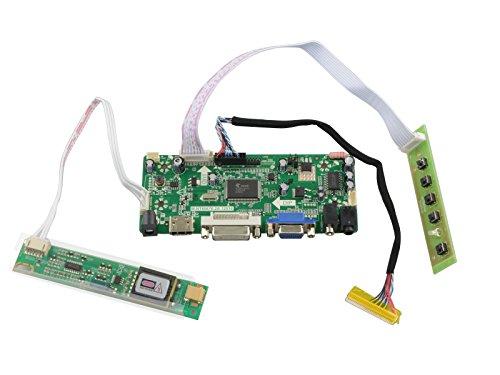 njytouch m. NT68676.2A HDMI DVI VGA Audio LCD Controller Board für LTN160AT01LTN160AT01–001LTN160AT021366X 768