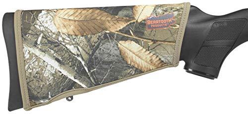 Beartooth StockGuard 2.0 - Premium Neoprene Gun Stock Cover - NO Loops Model (Realtree Edge)