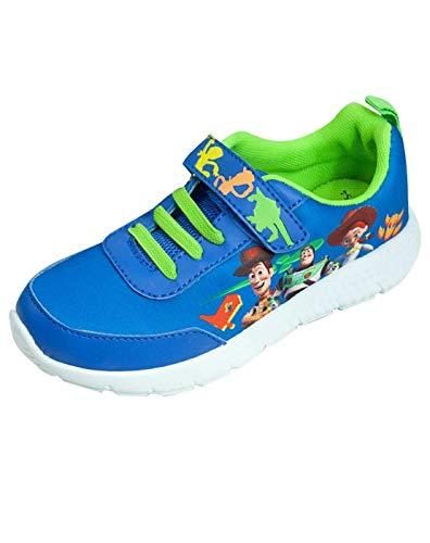 Toy Story 4 Woody y Buzz y Jessie para Niños Entrenadores Casual Zapatos