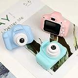 healthwen para X2 Cámara Digital para niños Cámara de Fotos y Video Regalos para niños multifuncionales Tarjeta de Memoria Soporte Mini cámara