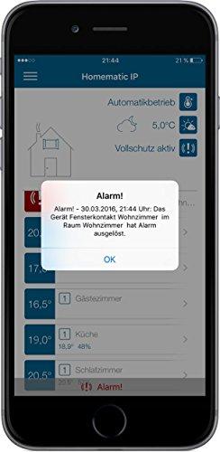 Homematic IP Starter Set Sicherheit - 11