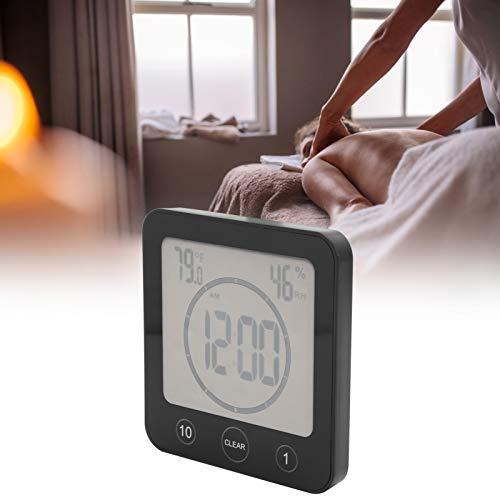 KUIDAMOS Mini higrómetro con Pantalla Digital para incubadoras domésticas para Invernadero y Oficina