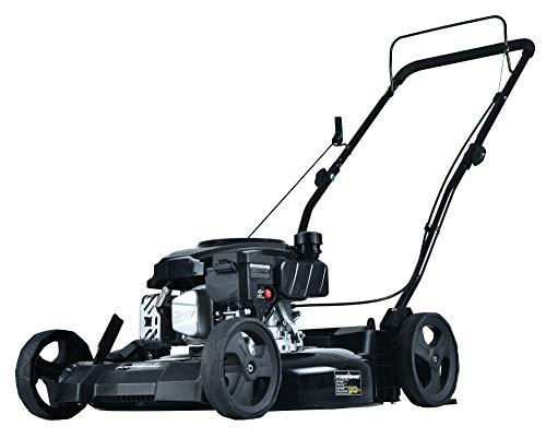 """PowerSmart DB8621CR 21"""" 2-in-1 170cc Gas Push Lawn Mower"""