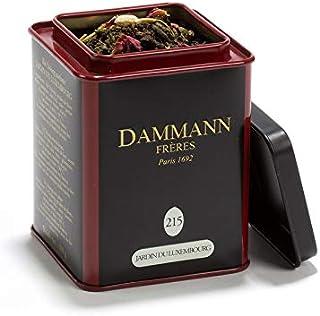 Pasticceria Passerini dal 1919 Jardin du Luxembourg, Hawthorn-Flavoured Oolong Tea, 100g / 3.52oz Loose-Leaf Tea in Tin, D...