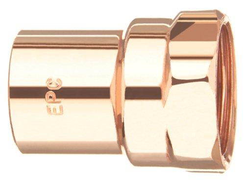 Elkhart Products 103R Adaptateur femelle en cuivre 3/8X1/2 3/8\