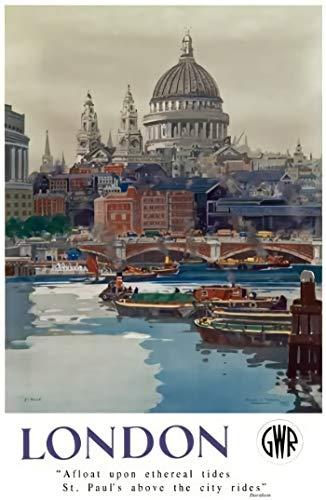 Theissen Vintage London St Paul