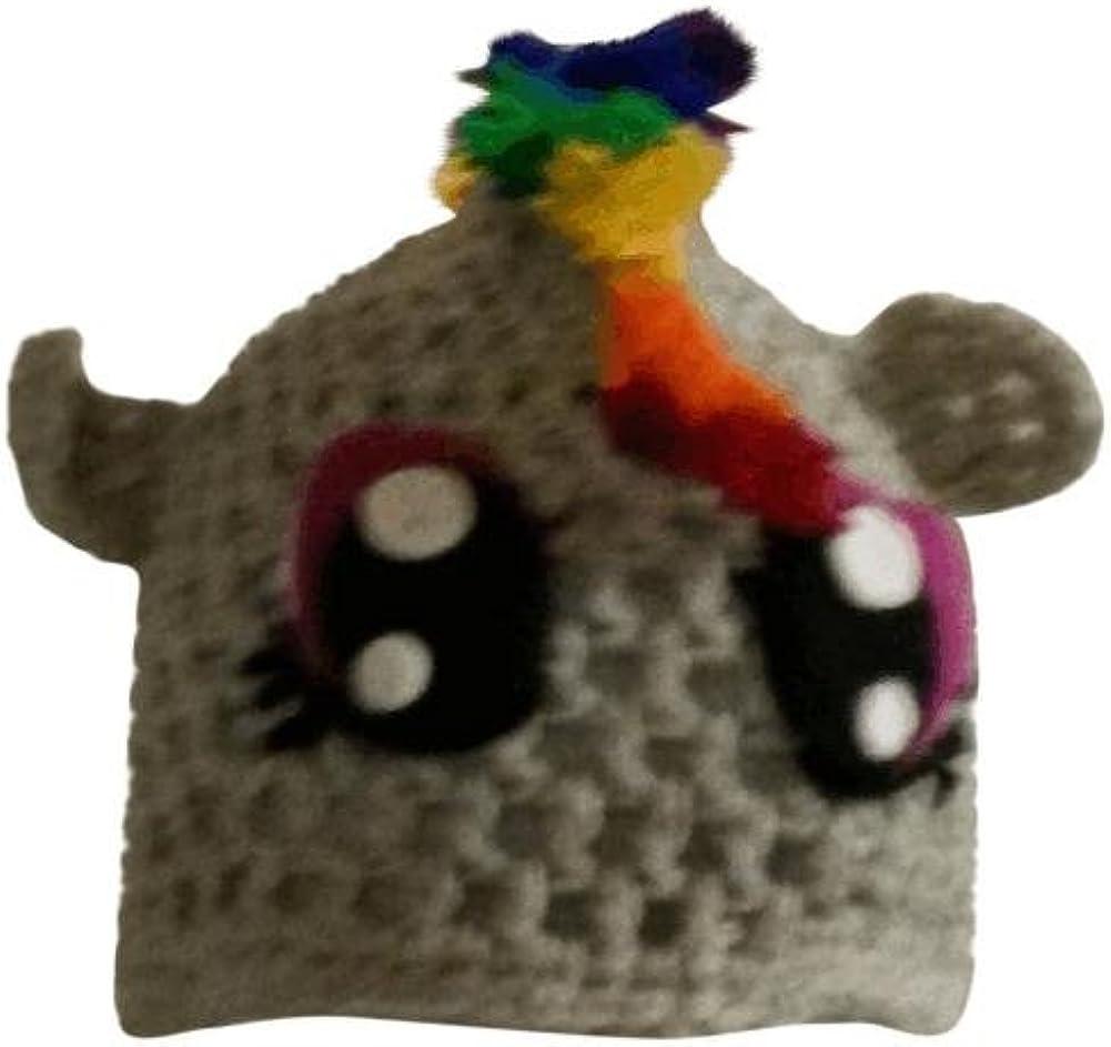 BZANY Horse Pony Knit Hat