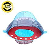 Encamp Baby Beach Tent, Baby Pool Tent, Cute Shark Pop Up Beach Tent