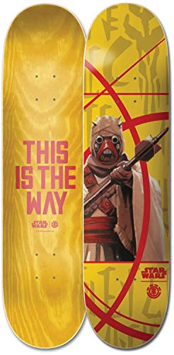 Element Skateboard Deck Star Wars Mandalorian