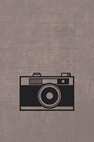 Notizen: Workbook, Notizbuch, Tagebuch oder Erfolgsjournal für Fotografen oder Filmemacher
