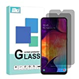 [2 Pack] WRJ Privacy Screen Protector for Samsung Galaxy...