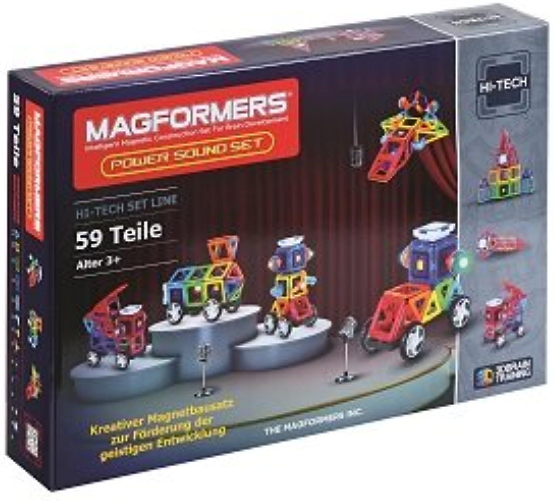 Unbekannt Magformers 274-56 Konstruktionsspielzeug B01D1MSEYM  Spaß    | Bequeme Berührung