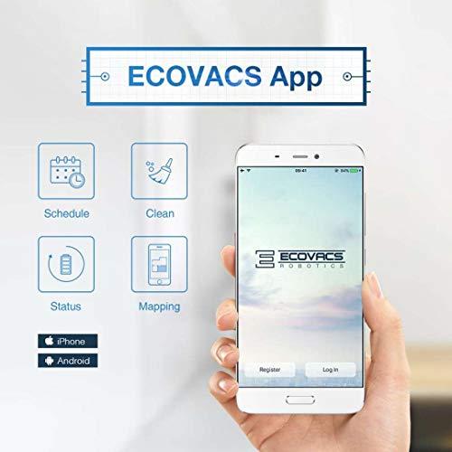 Ecovacs Robotics Deebot 900 Saugroboter Bild 5*